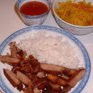 'Chinese' Babi panggang