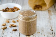 Como preparar: Mantequilla de Almendras