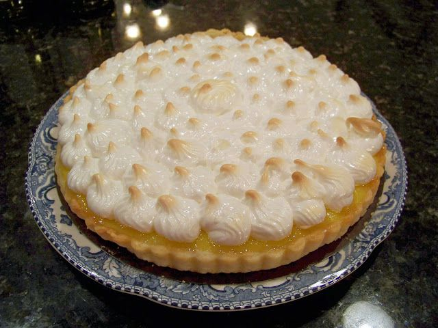 Ina garten lemon meringue tart recipe food pinterest - Ina garten french recipes ...