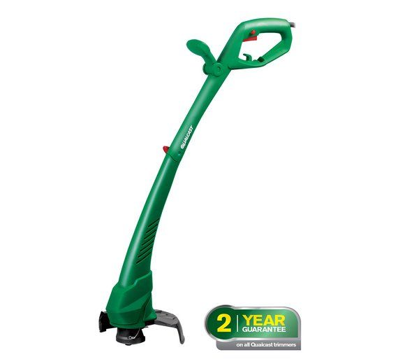 Buy Qualcast Corded Grass Trimmer - 250W at Argos.co.uk, visit Argos.co.uk to shop online for Grass trimmers and accessories, Lawnmowers and garden power tools, Home and garden