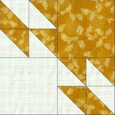 Cascade Quilts: Hunter's Star tutorial
