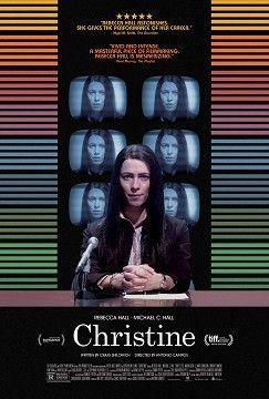 V historii americké televize patří příběh Christine Chubbuck (Rebecca Hall), televizní reportérky z Floridy, k těm nejvíce tragickým. Pod neustálým tlakem ze strany nespokojeného šéfa, který...