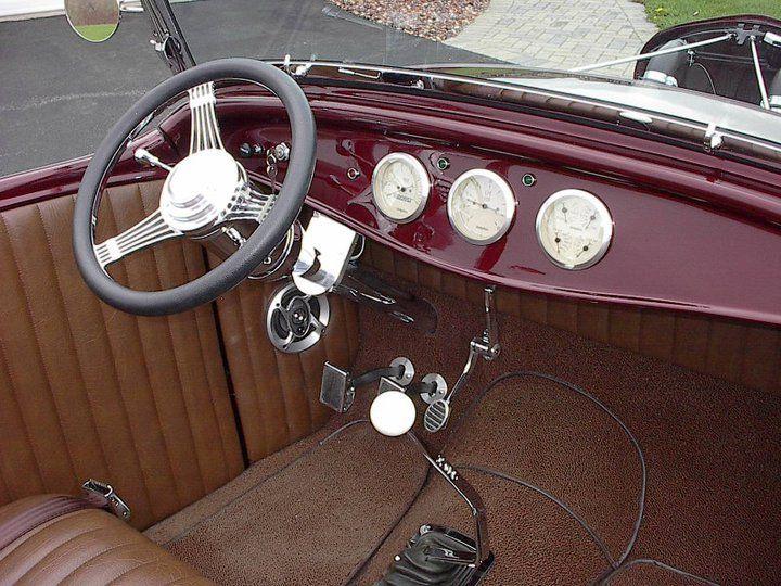 1932 Ford Roadster Cowl Panels Lebaron Bonney Company 01 1932