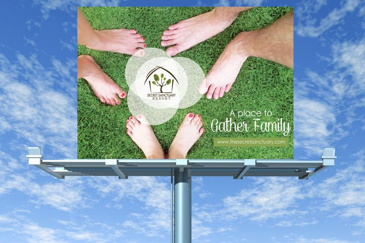 billboard advertising design