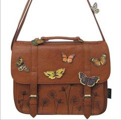 Disaster Designs Bohemia Butterfly Satchel Bag – ScaryCanary