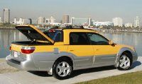 SNUGLID SL Subaru Baja