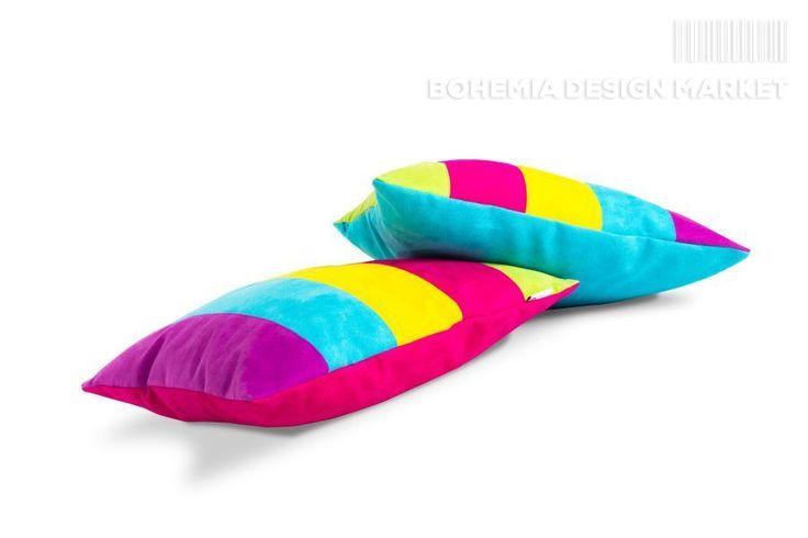 rainbow pillow / cushion