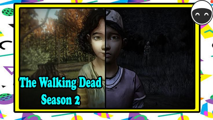 """NEW""  LET'S PLAY THE WALKING DEAD SEASON TWO"