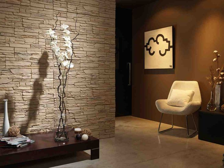 The 25 best Fake stone wall ideas on Pinterest Fake rock wall