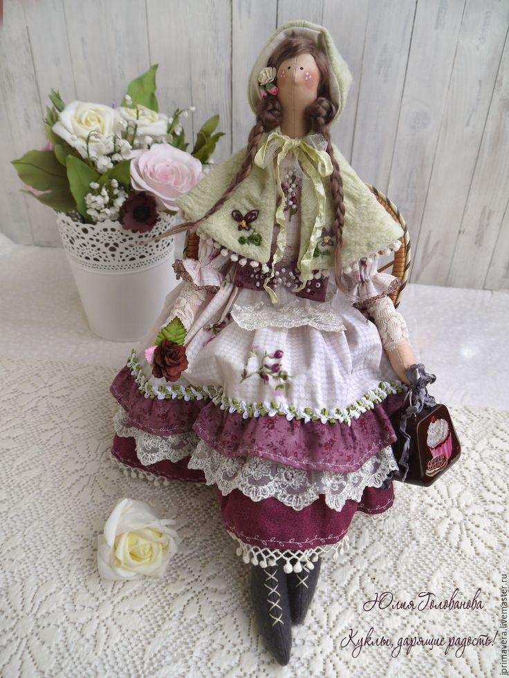 """Купить Кукла тильда """"Будуарная"""" - тильда, кукла Тильда, кукла тильда купить…"""