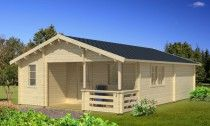 Sie möchten ein Blockhaus oder Gartenhaus kaufen? Ihr Gartenhaus und Blockhaus zu günstigen Preisen aus Blockbohlen, 40-80 qm. Hergestellt aus nachhaltiger Forstwirtschaft aus den nördlichen Ländern Europas. Lassen Sie sich ihr Blockhaus nach ihren Wünschen anfertigen