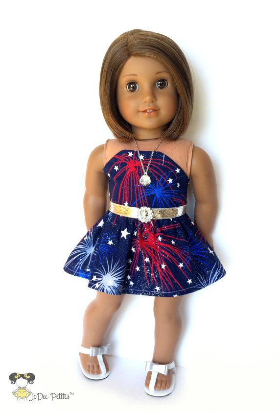 American Girl Doll Clothes  Strapless Dress Belt by JoDeePetites $14.00