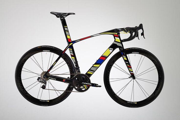 En 1986, Greg Lemond était le premier coureur à remporter le Tour de France sur un cadre carbone, le KG86. Ayant été un fan de la première heure de Greg Lemond, qui fut le premier
