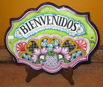 Talavera Pottery Hand Painted Housewares