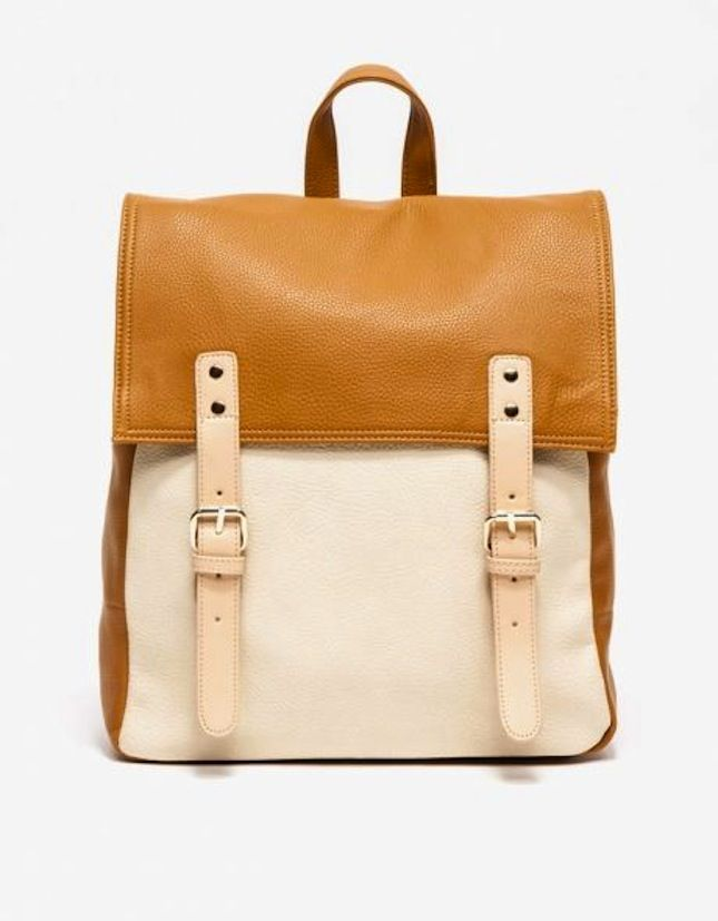 16 Stylish Backpacks That Will Take You from Day to Night via Brit + Co.