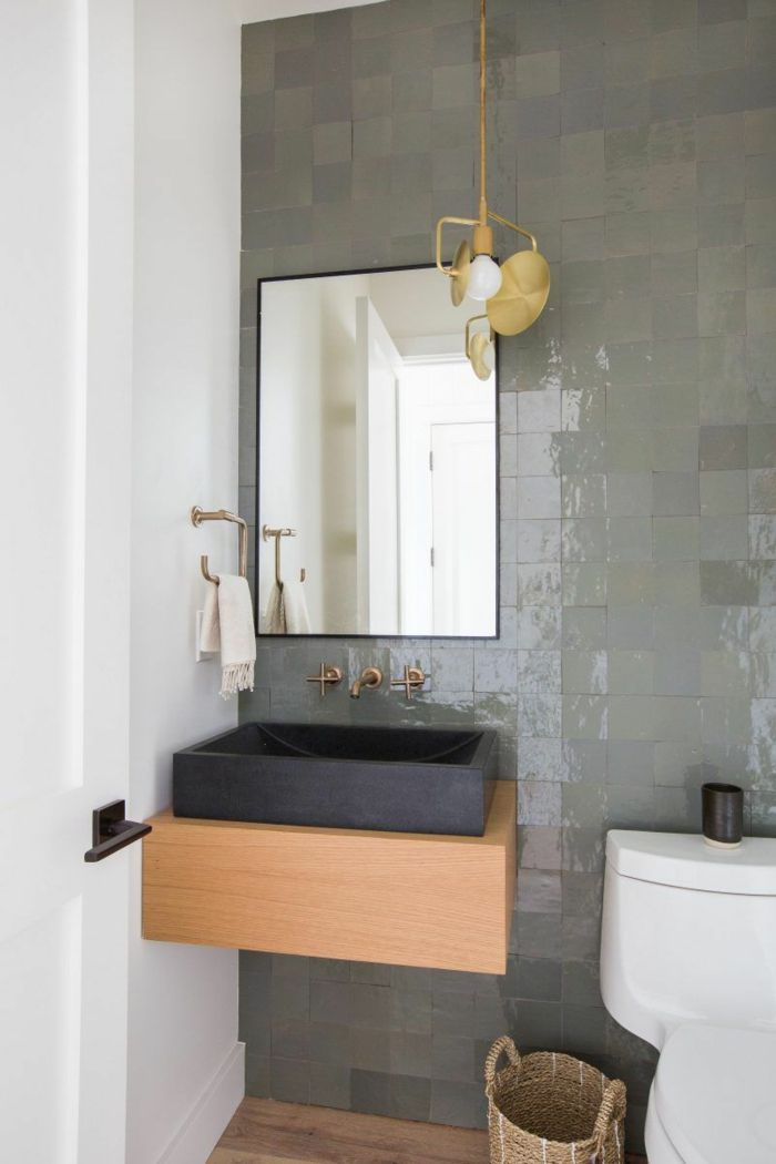 1001 Idees Pour Une Peinture Pour Toilettes Chic Et Glamour
