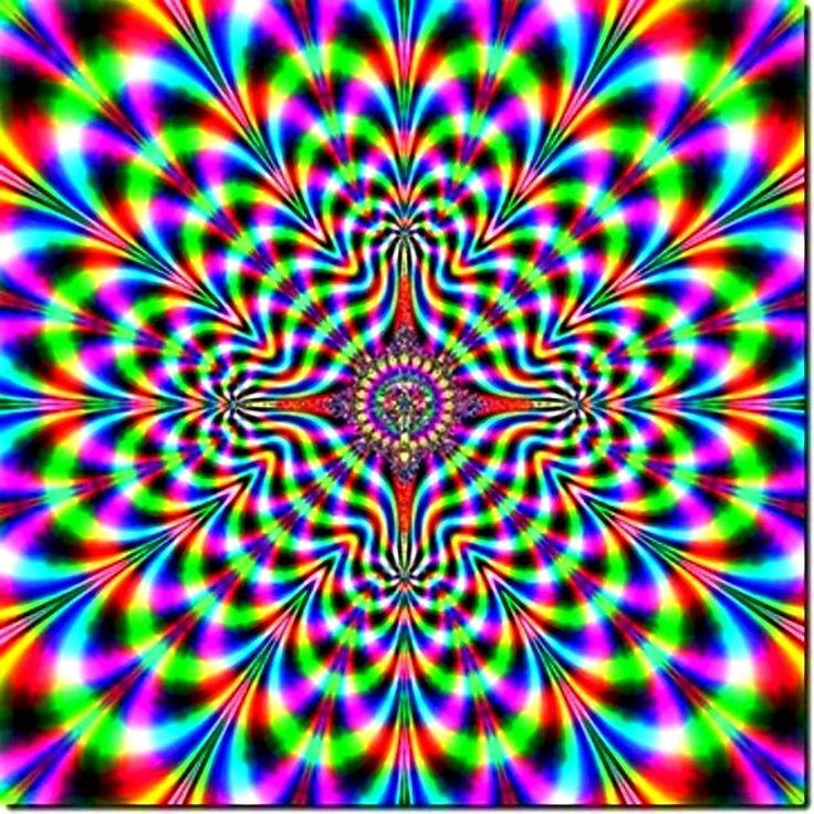 rainbow fractal cool - photo #6