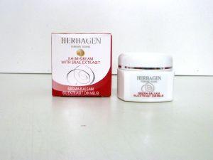 Herbagen creme baume concentré bave escargot régénérant 99% naturelle:naturLmen