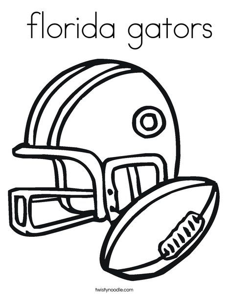 Great Gator Coloring Pages 65 florida gators Coloring Page