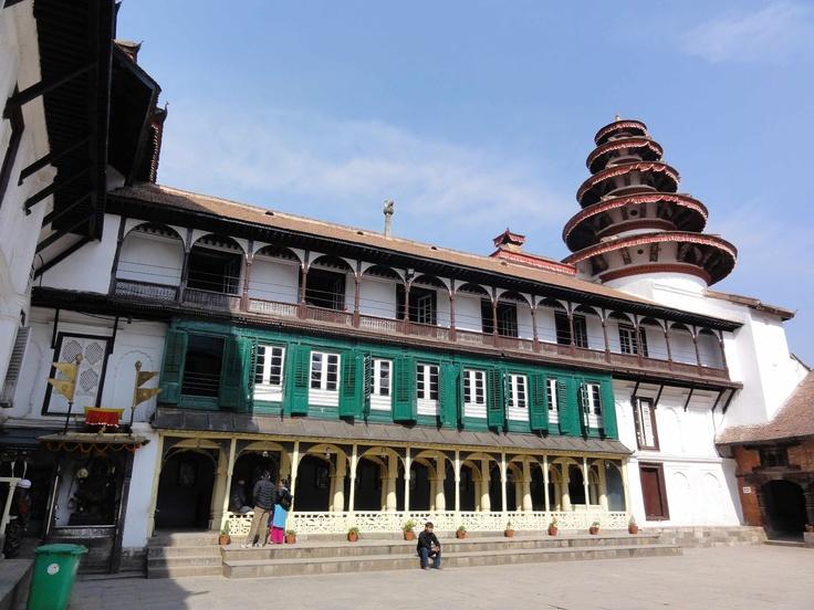 Kathmandu / Joanna Łukasiewicz