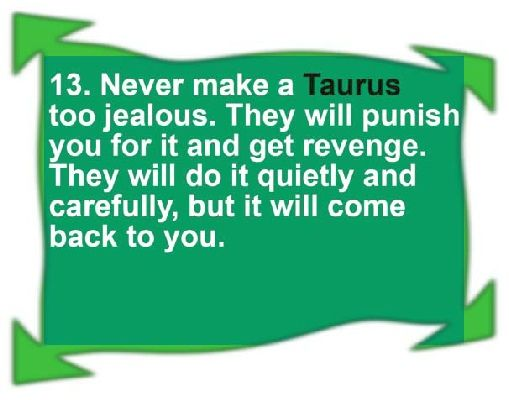 Photo Clips : Taurus Zodiac Sign Characteristics Personality Traits