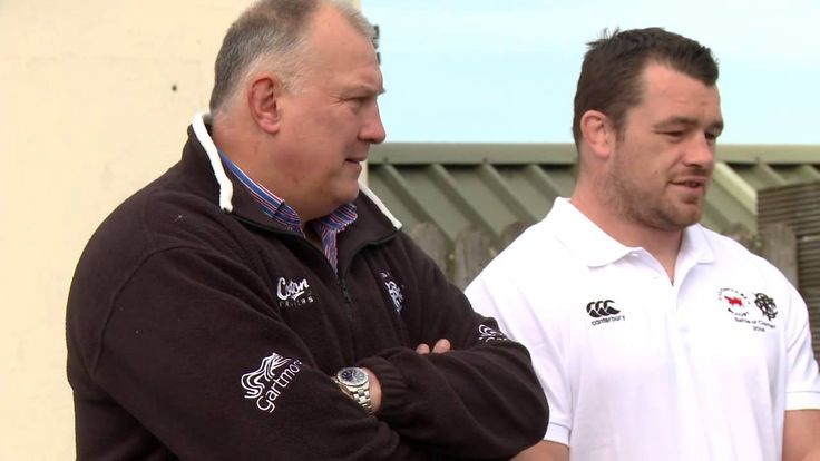 Irish Rugby TV: Clontarf v Barbarians Media Launch