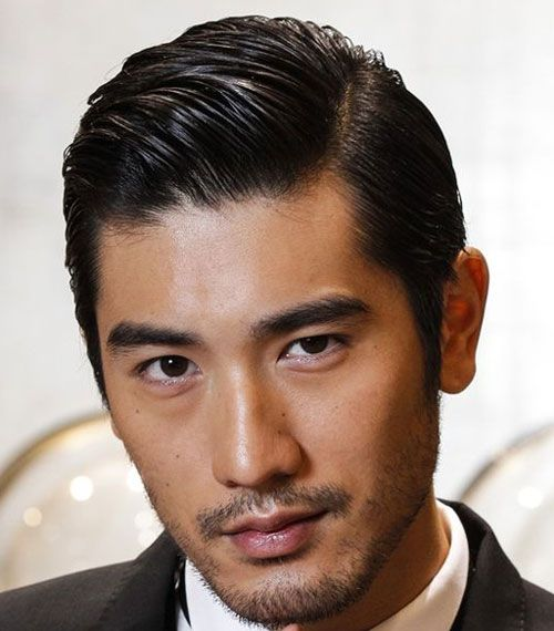 Hairstyles For Asian Men