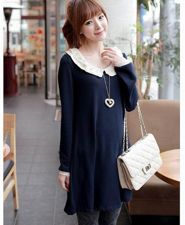 ISE® 可愛いワンピース コットン セレブ愛用 レディース ワンピース 全1カラー 気質が良い上品な二重襟デザインのワンピース。裾に向かってややAラインに広がるので、気になる体型カバーもばっちり。レース襟付きで、シックな印象を与えるワンピース。 http://www.cithy.jp/ise-cute-cotton-women-one-piece-dress-1color-w09920055l.html