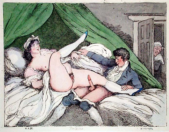 Best of 18th Century Cartoon Porn