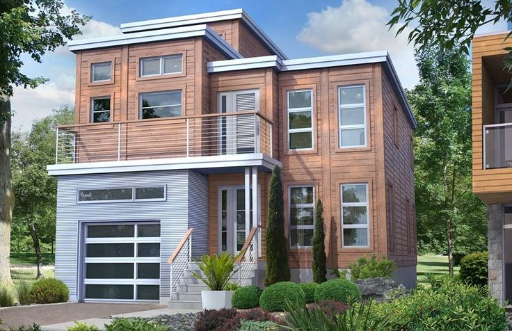 This is our brand new Bellevue model from our Contemporary Series-released just this morning! This beautiful 2223 square foot, 3 level home stays true to the definition of contemporary with many clean, crisp lines, plenty of windows, and several open living spaces. www.timberblock.com