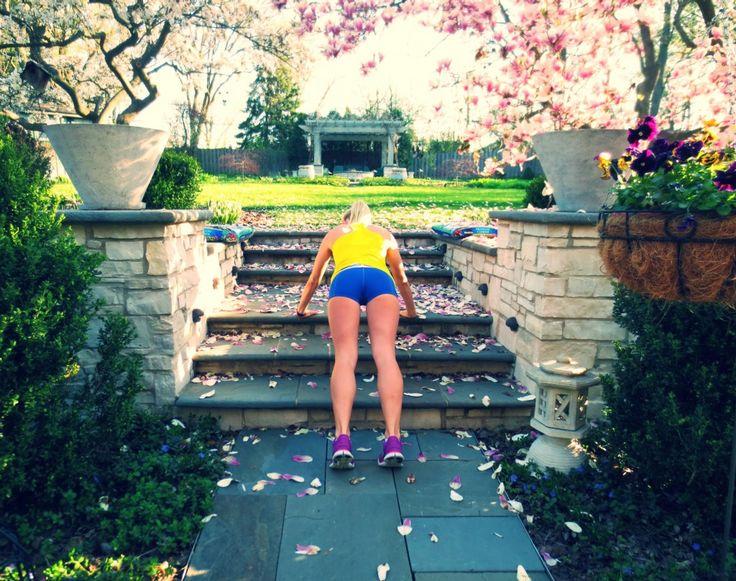 QUICK Outdoor Training Routine