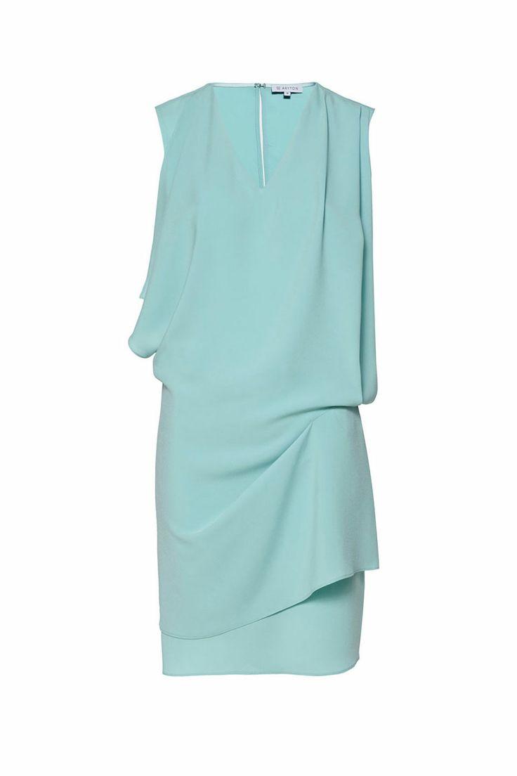 Drapowana sukienka ARYTON wiosna-lato 2014