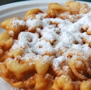 Funnel Cakes an Easy Summer Recipe that is Fun to Make with Kids