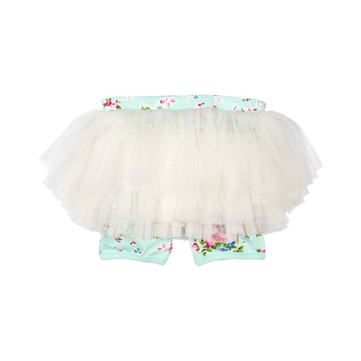 Rock Your Baby - Mint Maeve Circus Shorts