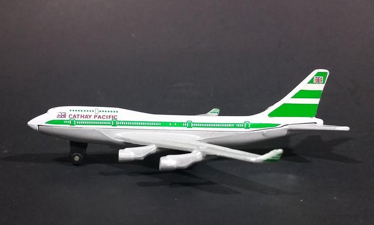 1988 Matchbox International Cathay Pacific Boeing 747-400 Die-cast Toy Airplane https://treasurevalleyantiques.com/products/1988-matchbox-international-cathay-pacific-boeing-747-400-die-cast-toy-airplane #Vintage #1980s #80s #Matchbox #International #CathayPacific #Pacific #Airliners #Airplanes #Planes #Jets #Boeing747 #Boeing #Collectible #Diecast #Toys #Aviation #Pilot #Decor