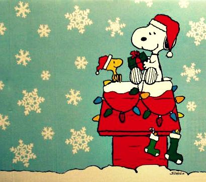 Love Peanuts - Christmas isn't quite Christmas without them