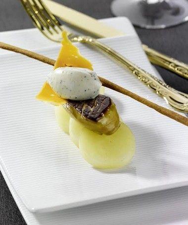 Poêlée de foie gras de canard, pomme de terre fondante… - La radio du Goût !