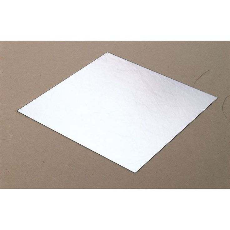 Acrylic Mirror Sheet, Components, 5315from Bromley Craft Products Ltd.
