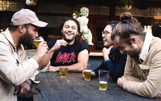 Gang of Youths' Dave Le'aupepe chats about why he hates Jane Austen, loves Margaret Atwood, heroism, depression and being in a band with his three best mates.