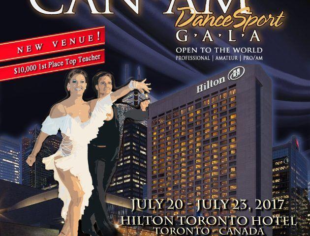 Can-Am Dancesport Gala | TorontoDance.com