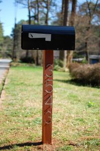 modern mailbox | mid-century monster
