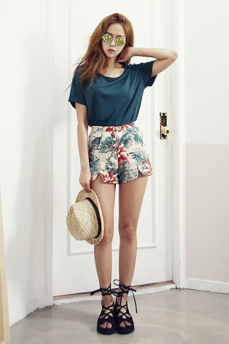 Girl 39 S Unique Style Korean Fashion Summer Pinterest