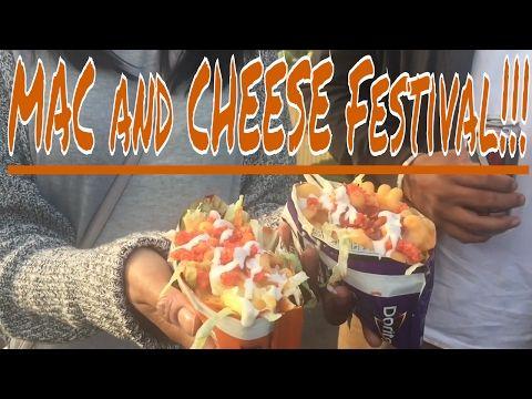 Black Diamond Mac and Cheese Festival Toronto 2017 - YouTube