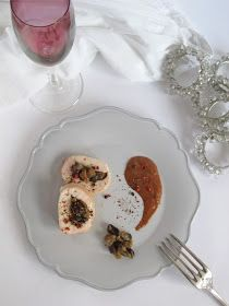 To be Gourmet: Pechugas rellenas de setas. Receta.