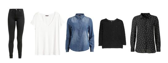 capsule wardrobe Archives • ARCHIVES/STYLE