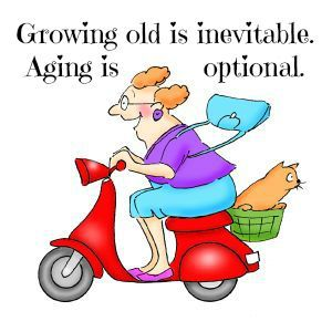 Yep, we're as young as we feel! Have a Great Pinning Day!