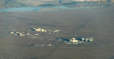 Nuclear waste leaking at Hanford site in Washington, again