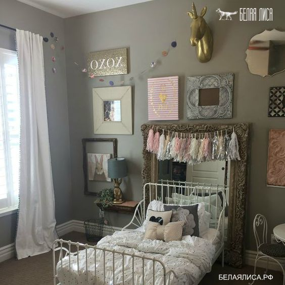 Комната для маленькой принцессы /белаялиса.рф http://белаялиса.рф/komnata-dlya-malenkoj-princessy/  Комната для маленькой принцессы  Все девочки любят уют, яркие цвета и красивые украшения. Все это непременно стоит учесть при выборе оформления комнаты для девочки.  Комната маленькой принцессы не должна напоминать спальню мальчика. В ней должны присутствовать какие то украшения в виде бантов, игрушек или цветочков.  В качестве декора стен подойдут обои или краска. Если решили выбрать первое…