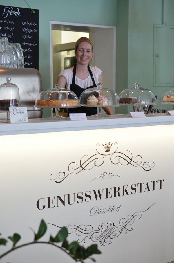Die Genusswerkstatt in Düsseldorf-Bilk
