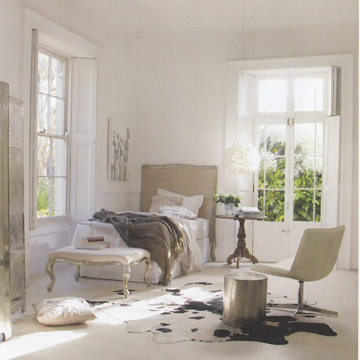 ♥ love this bedroom.  Image from Weylandts catalogue 2009 ♥